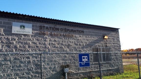 station epuration